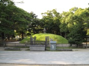 Hiroshima Atomic Bomb Memorial Mound