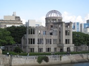 The A-Bomb Dome Hiroshima