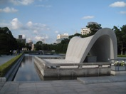Hiroshima Pond of Peace
